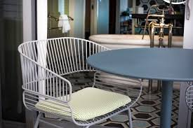 Chaise TRAME grise