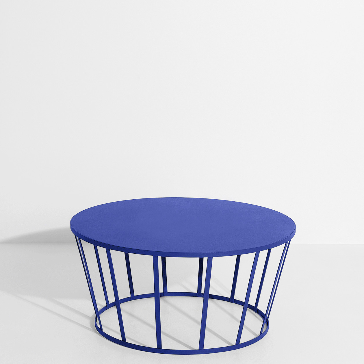 Table basse HOLLO bleu