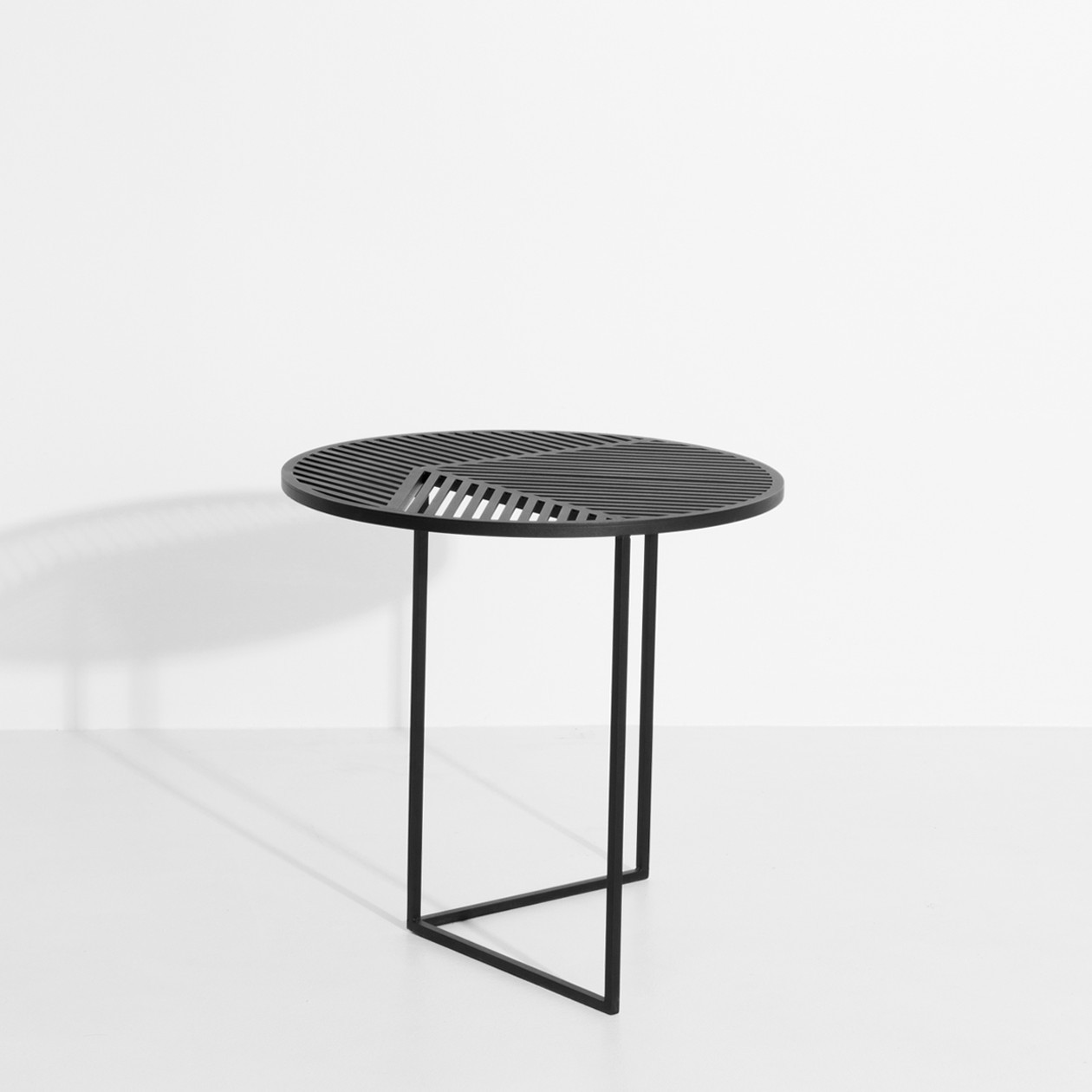 Table d'appoint ISO A Noire