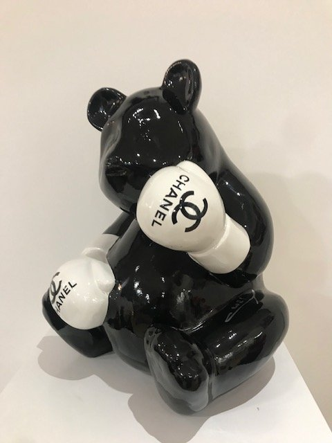 PAND'OURS CHANEL NOIR