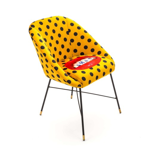CHAISE REMBOURREE SHIT