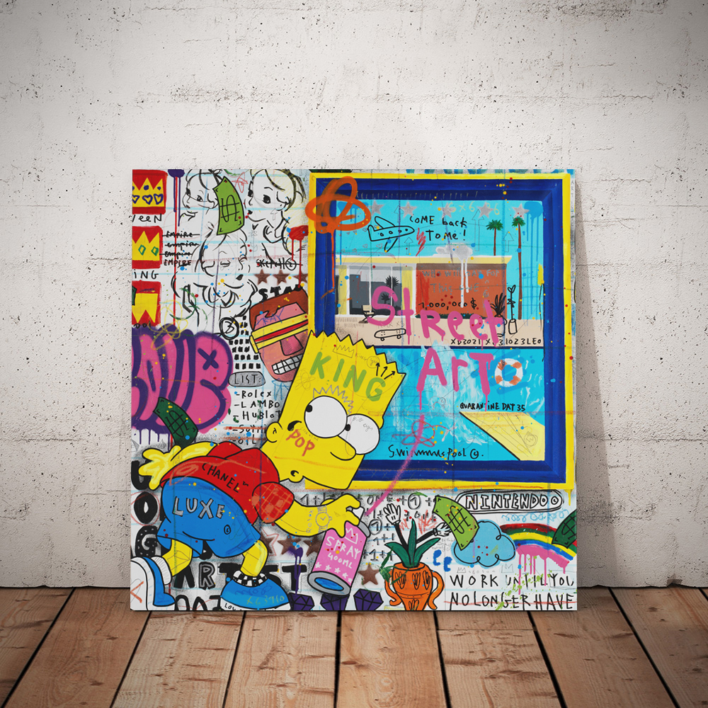 BART AT MUSEUM