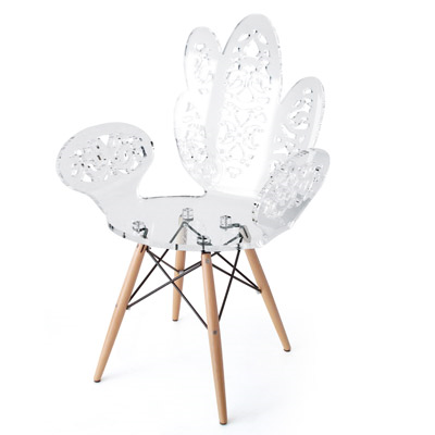 CHAISE LOVE DENTELLE